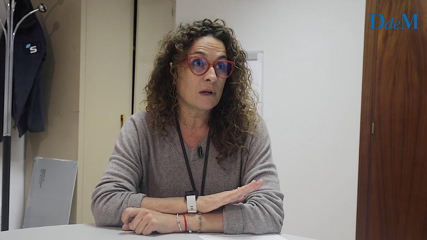 Catalina Sastre: «Ante el maltrato hay que cortar esa relación: la primera agresión tiene que ser la última»
