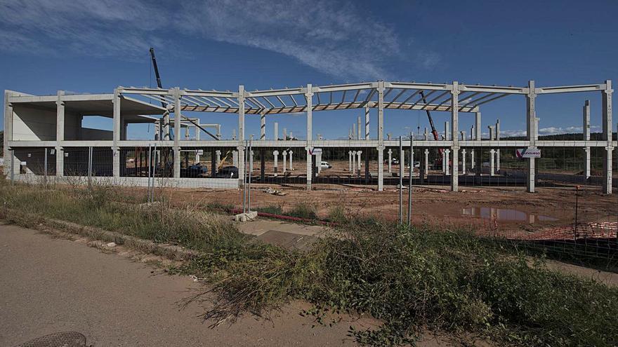 Casa Mas iniciarà la producció a la nova planta de Sallent l'estiu que ve