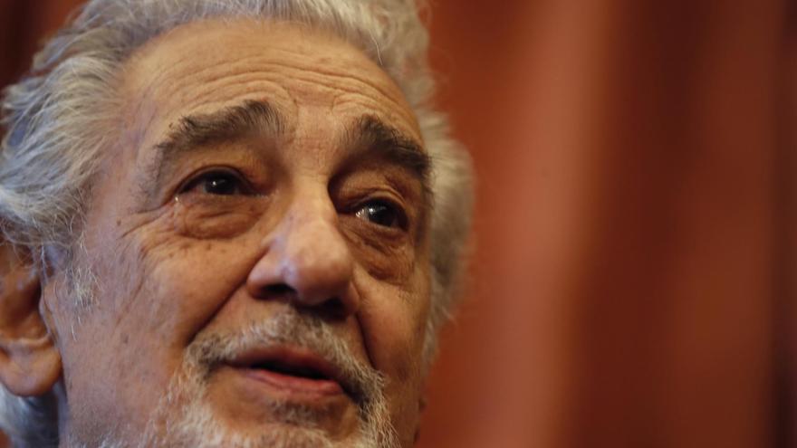 La orquesta filarmónica de España acompañará a Plácido Domingo