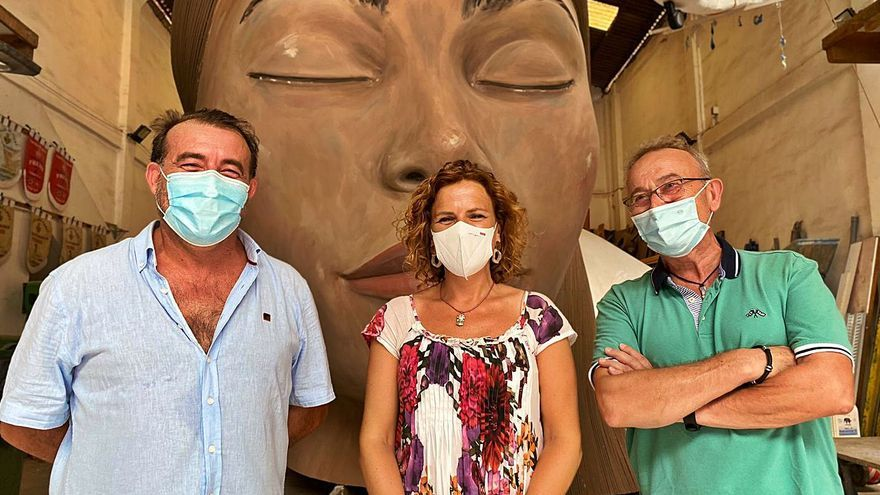 Habrá otra línea de ayudas para los artistas que se instalen en la Ciudad Fallera