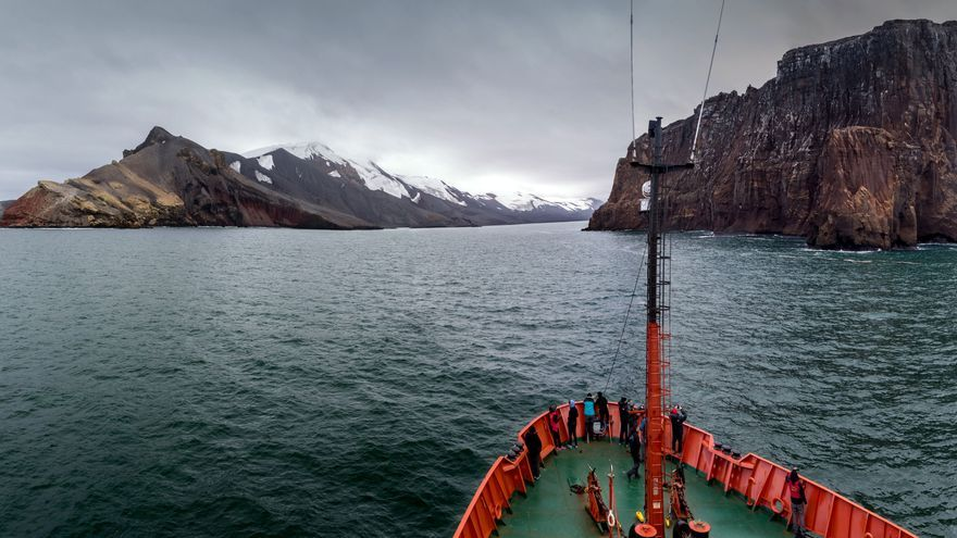 Una investigación arroja luz sobre el palentino Gabriel de Castilla, considerado el descubridor de la Antártida