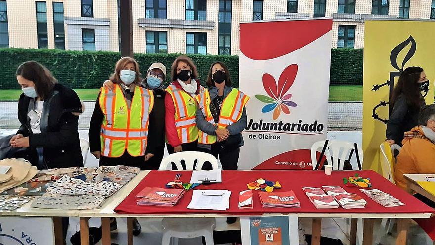 Encuentro de entidades de voluntariado de la comarca
