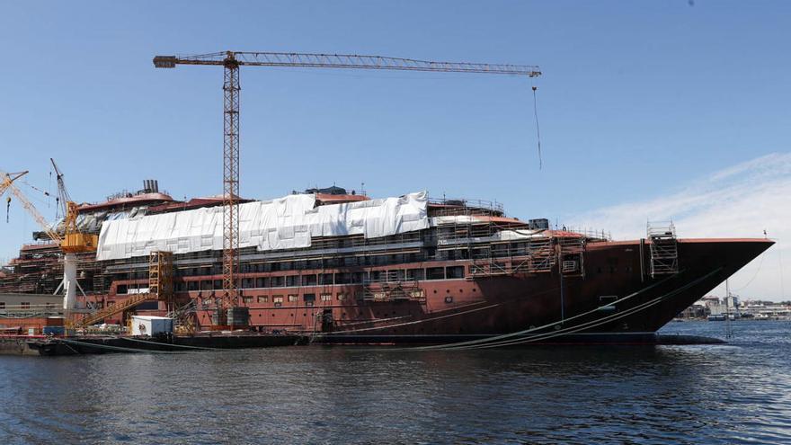 Barreras elegirá en octubre a los proveedores de los dos nuevos cruceros