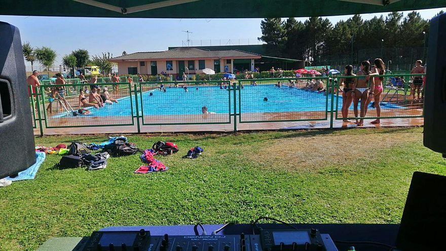Temperaturas máximas de hasta 34 grados para comenzar la semana en Zamora