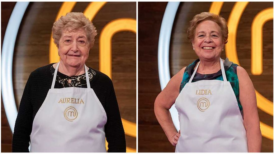 Ya hay fecha para MasterChef Abuelos con las zamoranas Aurelia y Lidia