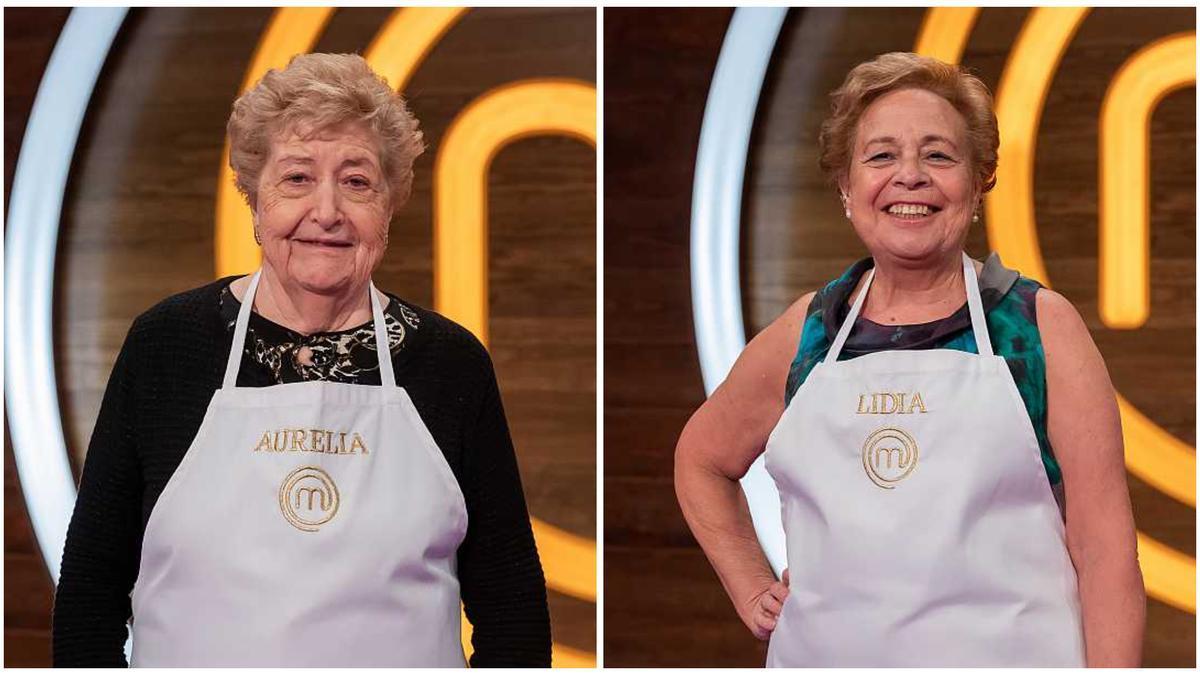 Las zamoranas Aurelia y Lidia participarán en la edición senior MasterChef Abuelos.