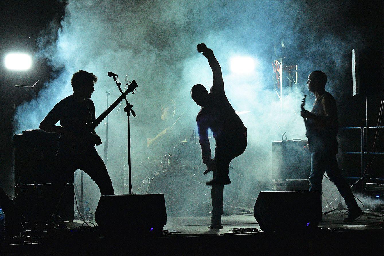 Concert de HATM, dins del programa de la Festa Major