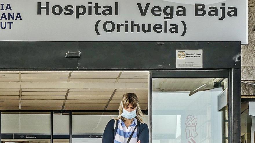 Cuatro hospitales de la provincia de Alicante abren nuevas plantas ante el aumento de ingresos por coronavirus