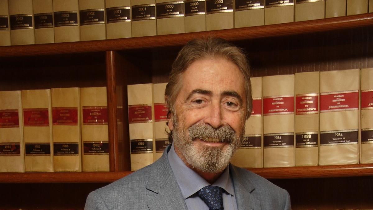 José Antonio Muñoz-Zafrilla, CEO de J.A. Muñoz-Zafrilla Abogados.