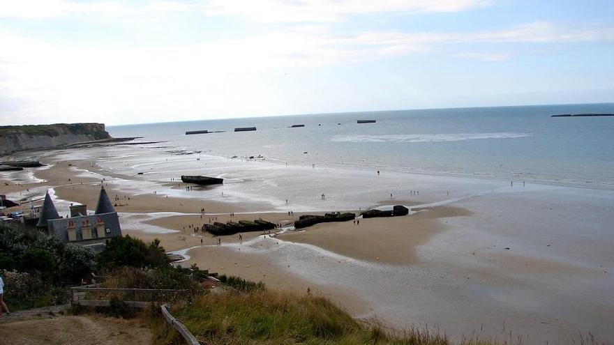 Cualquier junio en Normandía