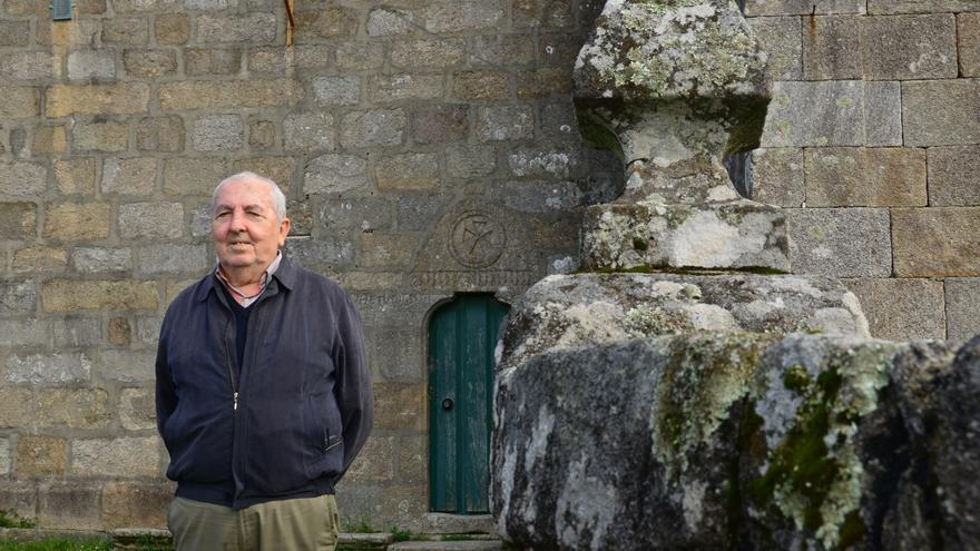 San Martiño tiene iglesia desde hace más de 1.000 años