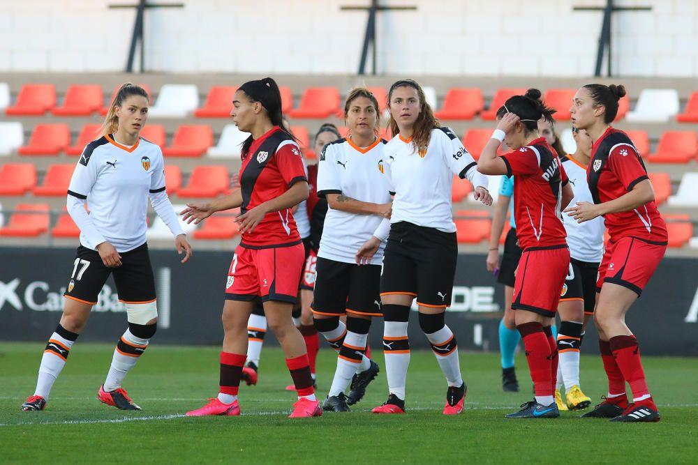 Valencia Femenino - Rayo: Las mejores fotos