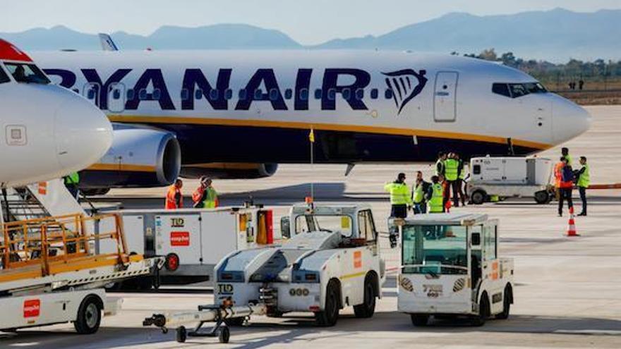 """Handgepäck-Regeln: """"Wir wollen erreichen, dass Ryanair umschwenkt"""""""