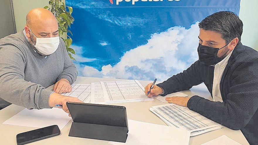 Palmario | Javi Bonet, posible futuro candidato a Cort por el PP