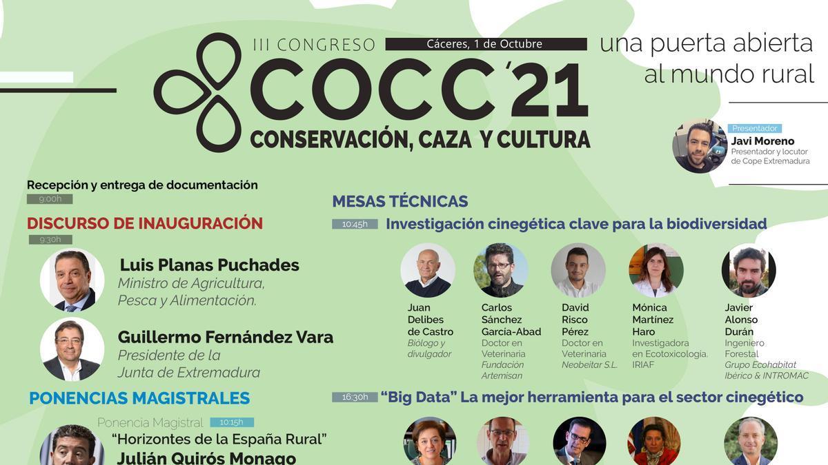 III Congreso Conservación, Caza y Cultura