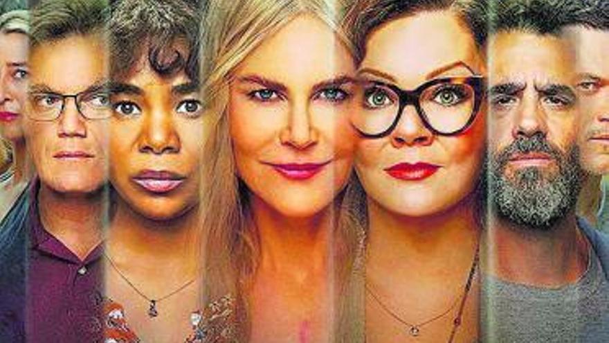 Amazon llança la nova sèrie «Nine Perfect Strangers»