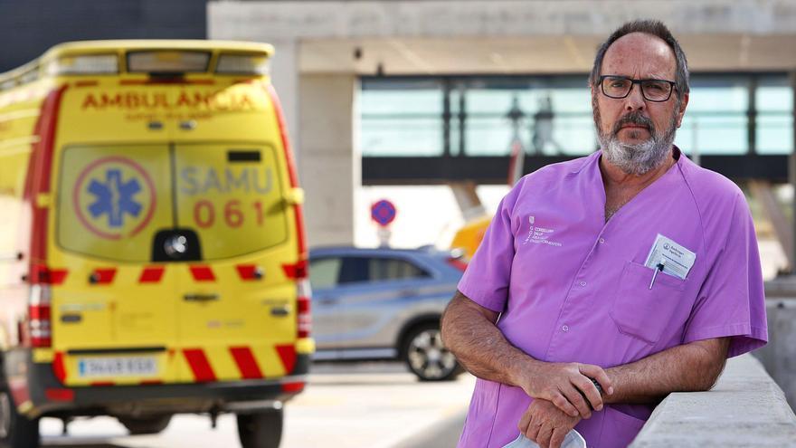 Paco Muela: «El verano pasado apenas vimos intoxicaciones por drogas en Ibiza, este año ya hemos visto dos o tres»