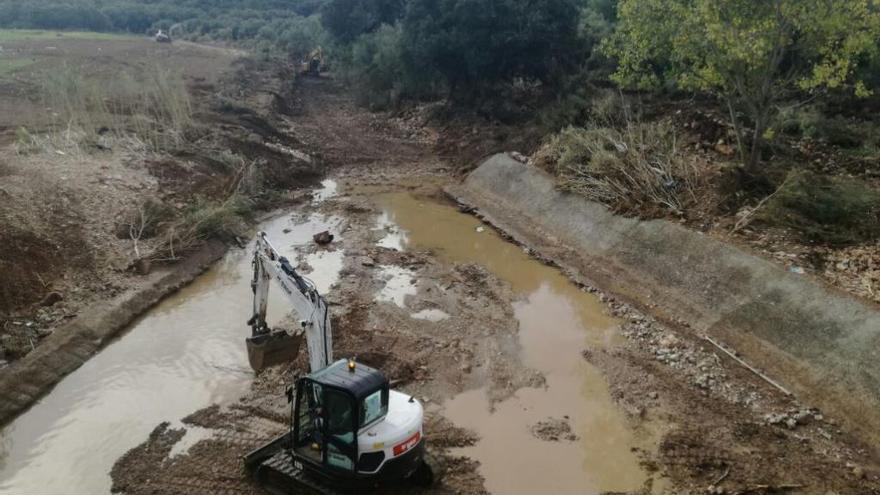 Mallorca trifft Vorkehrungen für prognostizierte starke Regenfälle