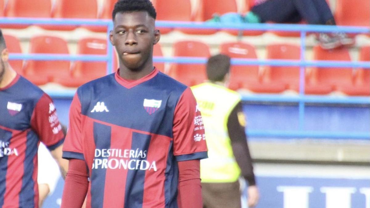 Musa, que debutó el día antes con el primer equipo, fue determinante para el filial azulgrana.