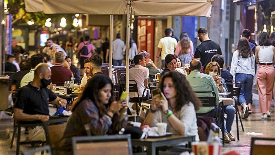 La hostelería afronta el próximo fin de semana con aumento de reservas