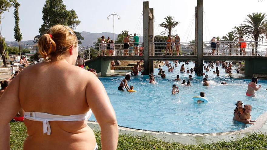 Vigo abre las piscinas de Samil