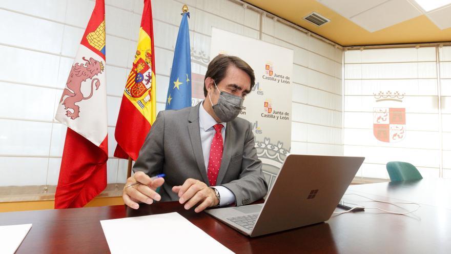 """Quiñones pide al Gobierno """"mayor planificación"""" en el desarrollo de las renovables"""