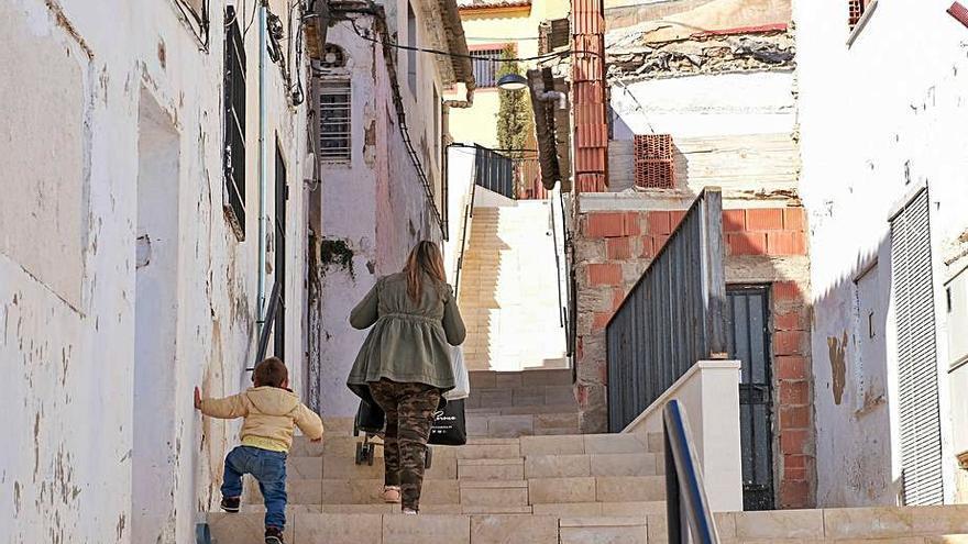 Villena busca revertir la despoblación del casco histórico