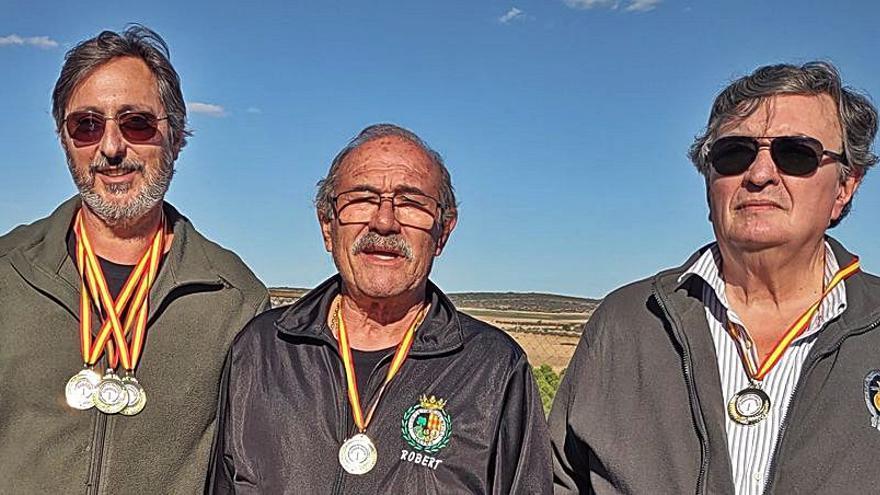 Los tiradores del CTO Oliva acaparan los primeros puestos en la maratón de Cuenca