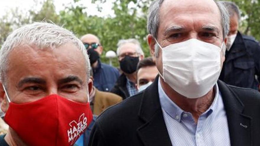 El PSOE ficha a Jorge Javier Vázquez