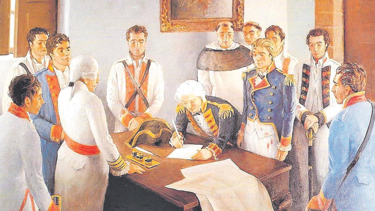 El jefe militar puertas adentro: las casas principales del general Antonio Gutiérrez (1799)