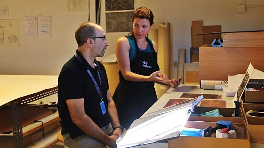 Rosell Meseguer reflexiona sobre la defensa en la Miró
