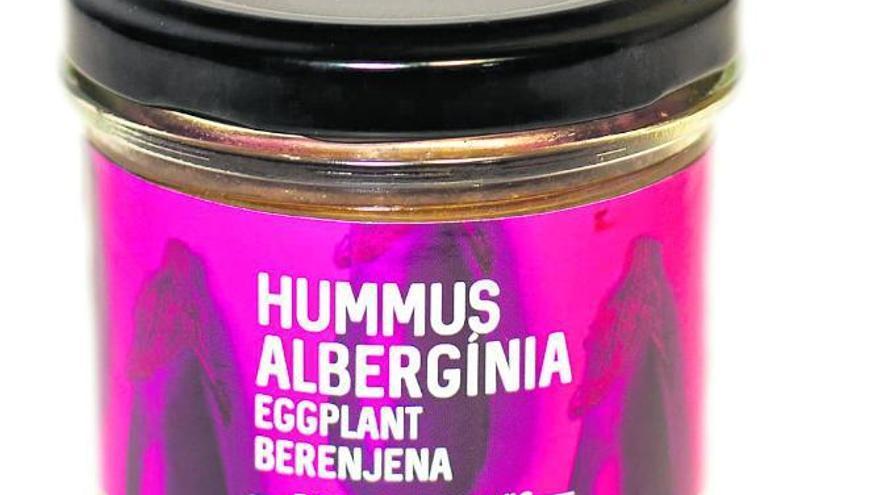 Dionís a taula |  Hummus d'albergínia i de carabassa