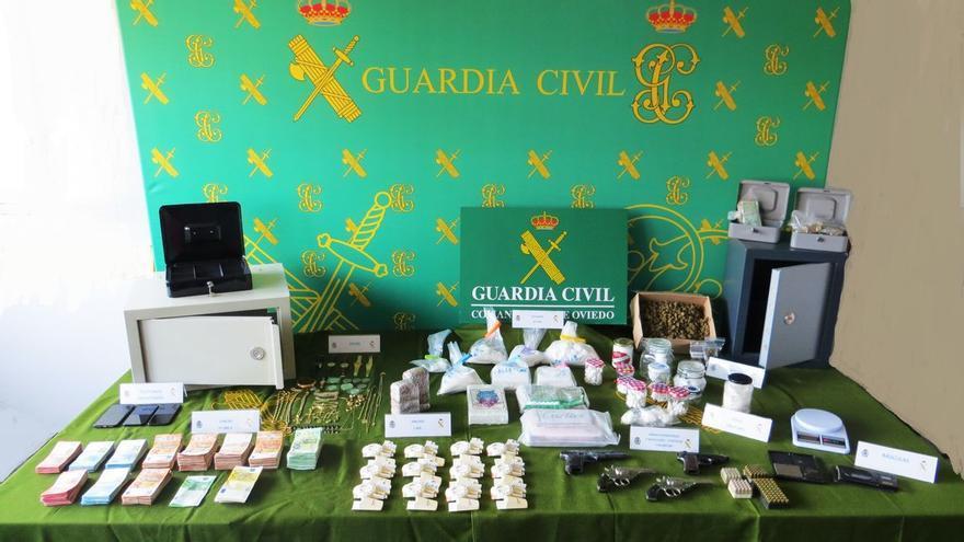 Piden 36 años de cárcel para una red que distribuía cocaína en viales de insulina en Oviedo