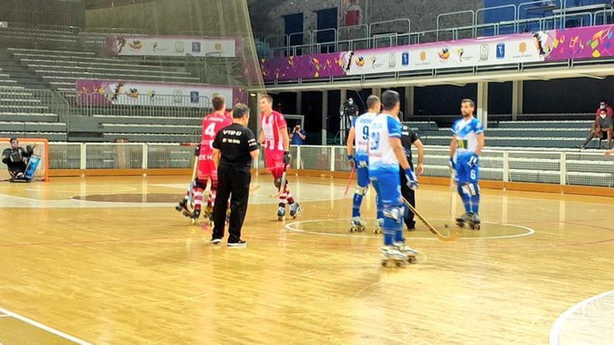 El Garatge Plana Girona cau en les semifinals de la WS Europe Cup (3-1)