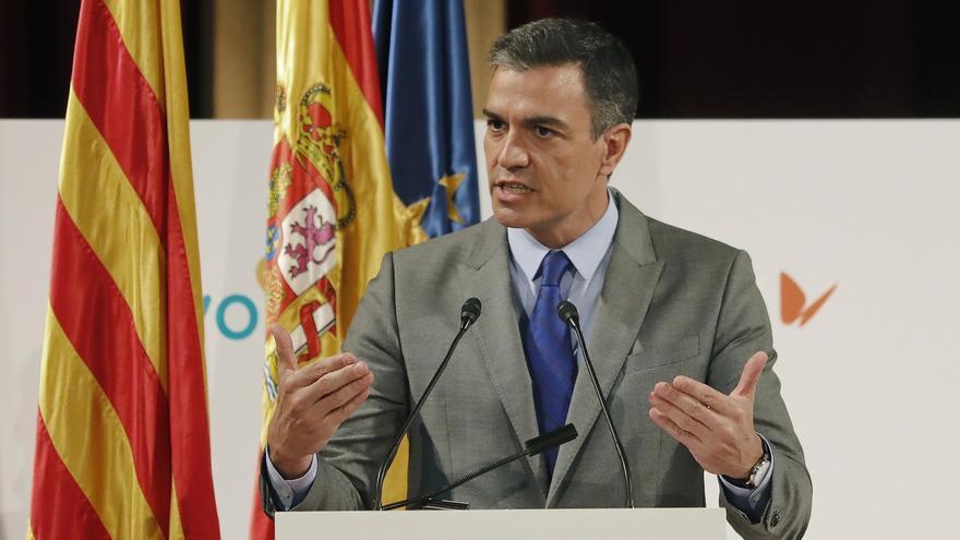 Sánchez advoca des de Catalunya per «la concòrdia i el retrobament»