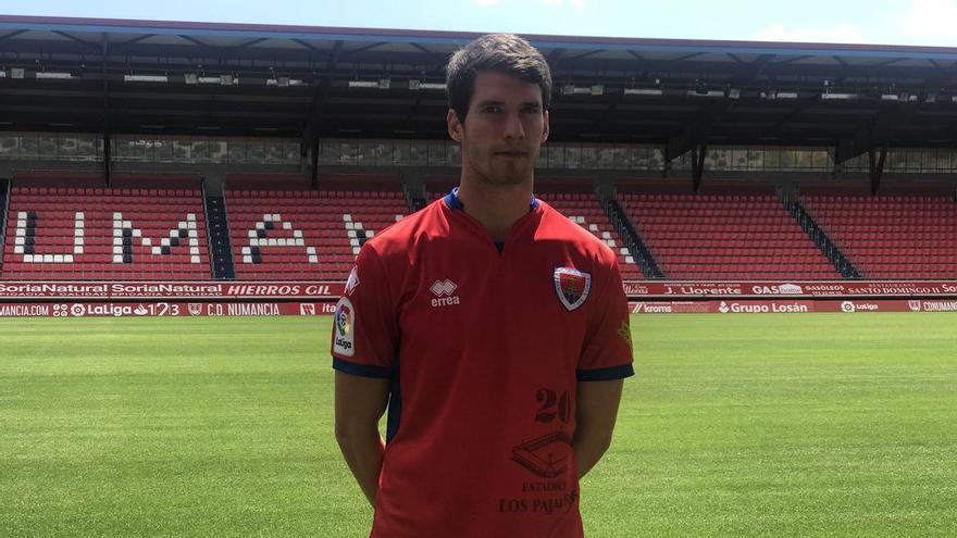 El Atlético Baleares incorpora a Alejandro Sanz