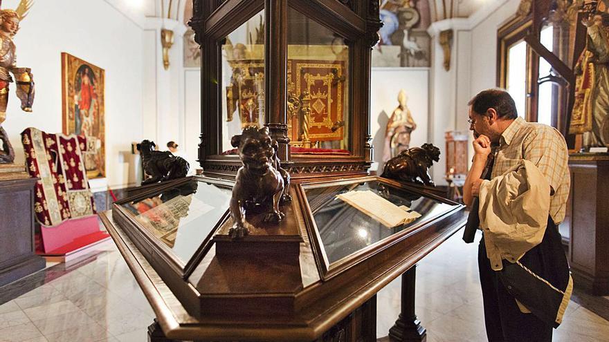 Un acceso digno y mejor conservación para el Museu Històric Municipal