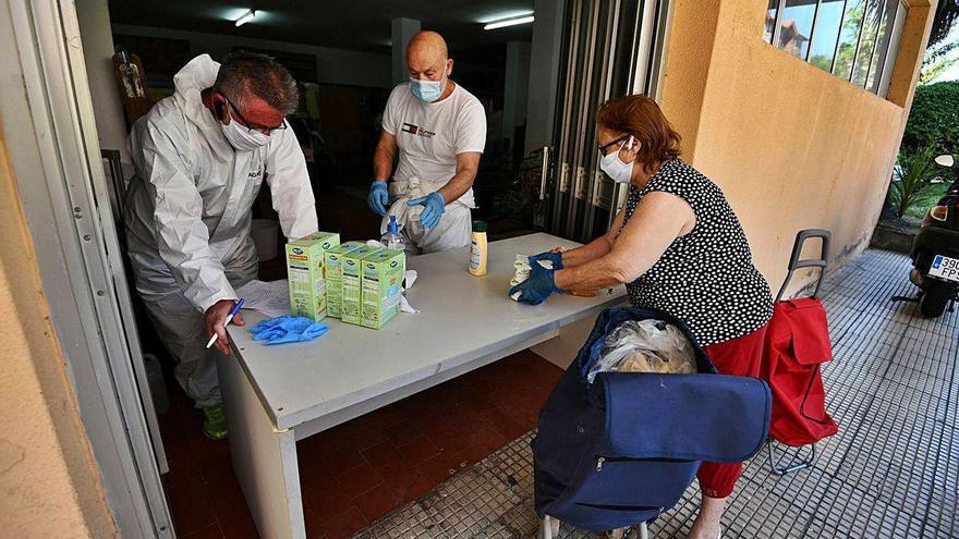 La pandemia de Covid llevará a la pobreza a más de 44.000 gallegos, alerta Oxfam