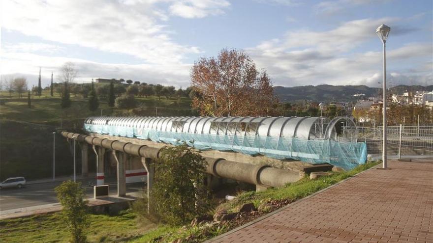Ciudadanos denuncia ante la Fiscalía las obras de urbanización de Mirabueno