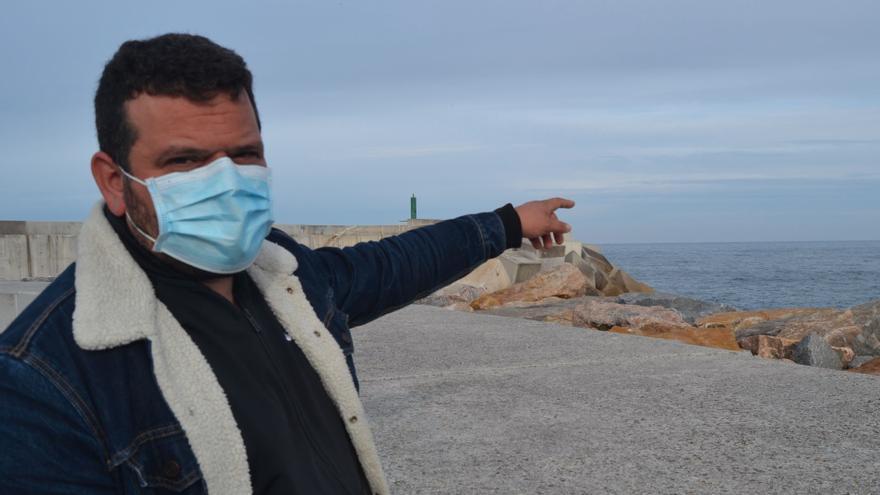 """""""Que nadie se confunda: hay cofradías con el agua al cuello"""", alertan los pescadores"""