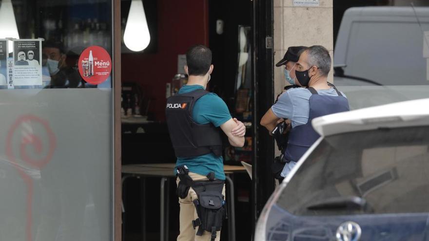 16 detenidos en una gran operación antidroga en Palma y la Part Forana