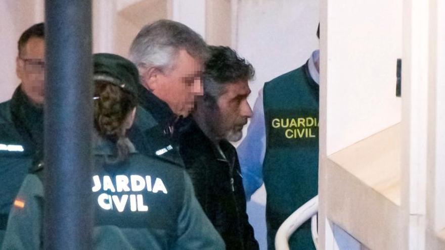 El juez admite a trámite la puesta en libertad de Bernardo Montoya