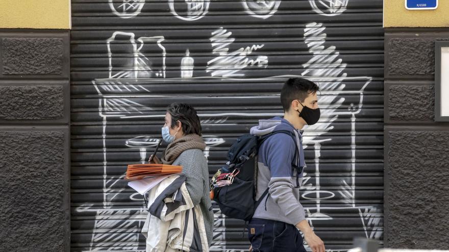 Coronavirus en Mallorca: Contagios e ingresos en UCI ralentizan cada vez más su mejoría