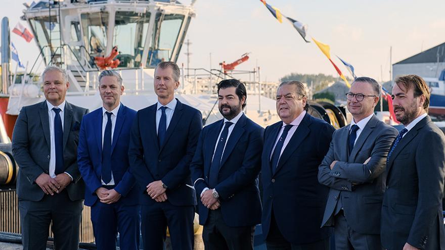 Boluda Towage se expande en los puertos de Bélgica con cuatro nuevos buques