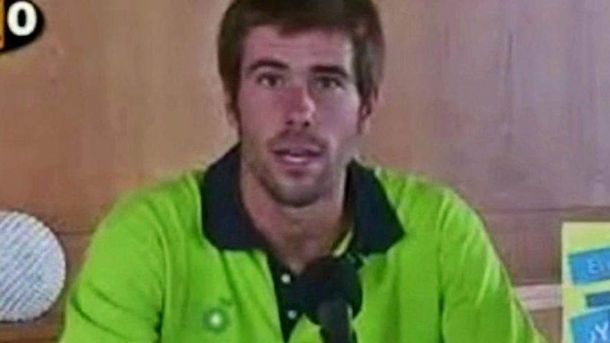 Nuevo vídeo de Tomás Gimeno, el padre desaparecido junto a sus hijas en Tenerife