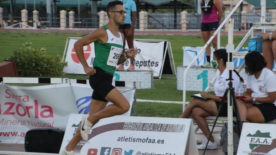 Grondona, Avilés y Chacón lideran los oros cordobeses en Torremolinos