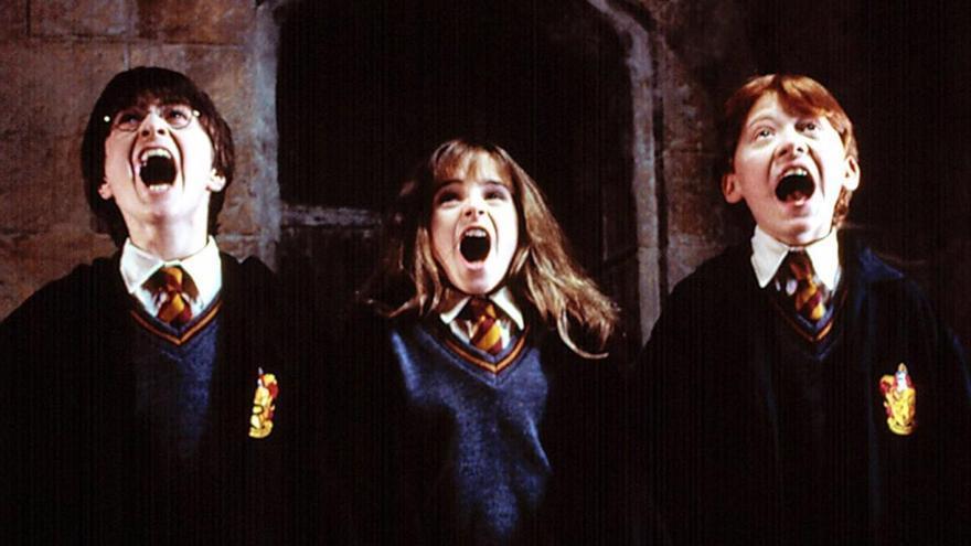 Así era la primera versión de Harry Potter y La Piedra Filosofal