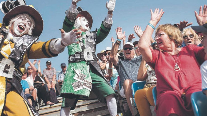 El Carnaval genera 35 millones de euros en un mes y medio