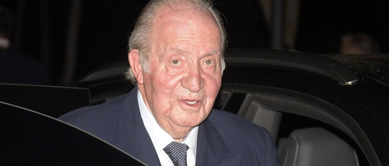 Una imagen del rey Juan Carlos.