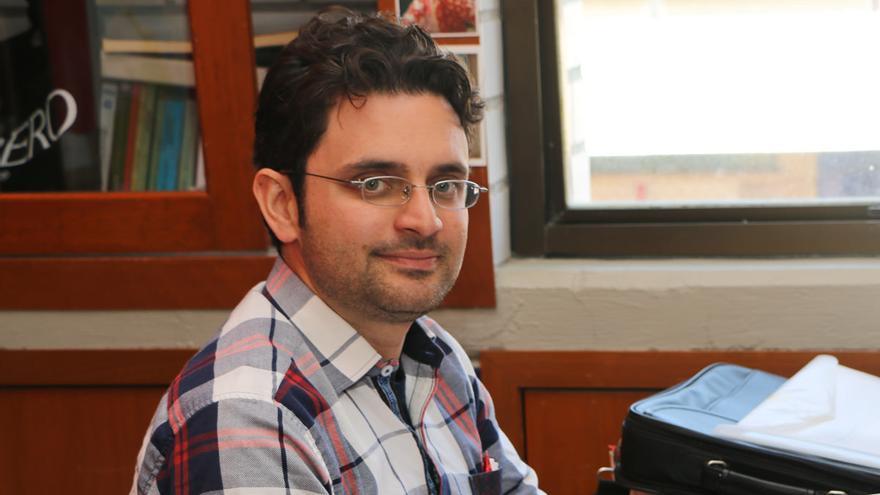 Sebastián Pineda Buitrago gana el Premio Juan Andrés de la Universidad de Alicante